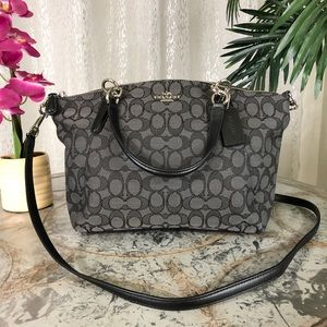 COACH SMALL KELSEY OUTLINE SATCHEL F58283